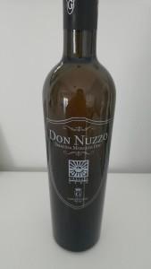bottiglia don nuzzo 2750