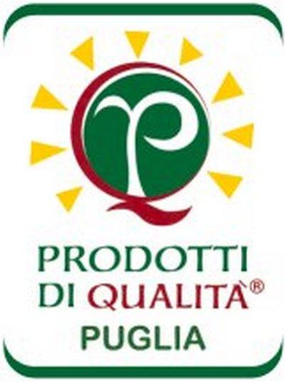 Il logo Prodotti di Qualità Puglia